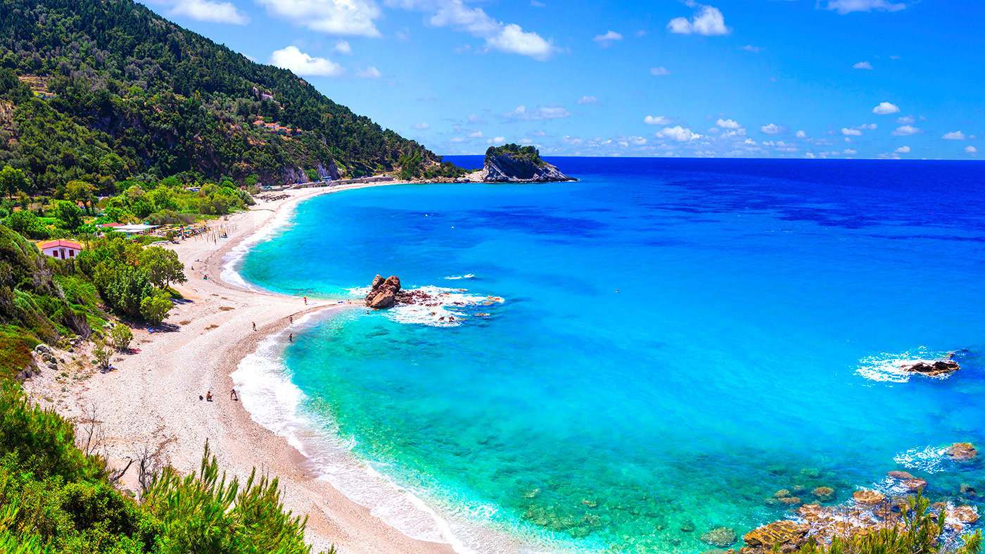 10 Reasons to visit Potami Beach on Samos Island