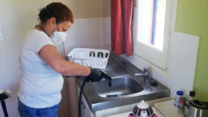 steam-cleaning-at-ocea-retreat-in-samos 3